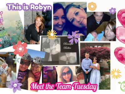 Meet Robyn!